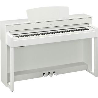 Yamaha Clavinova CLP-545WH белый