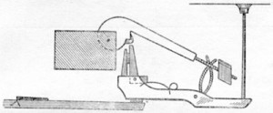 Механизм фортепиано Кристофори
