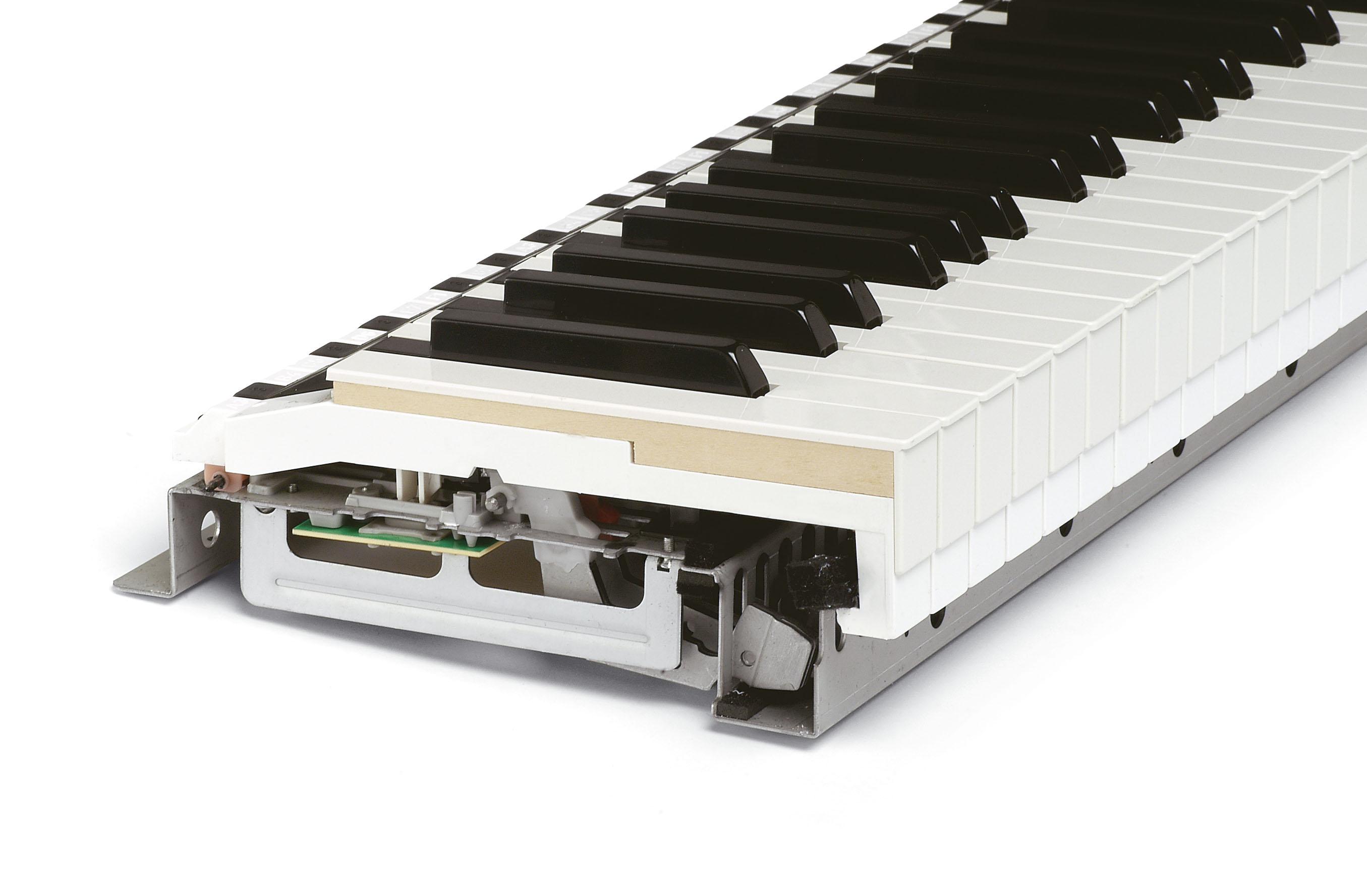 Клавиатуры пианино своими руками 12