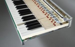 KAWAI CA-91 деревянная клавиатура