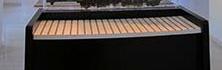 белая клавиатура гидравлиса