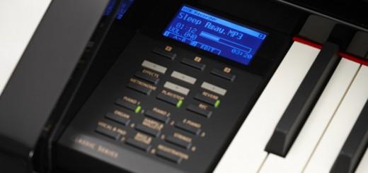 Характеристики цифровых пианино