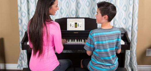 Преимущество цифрового пианино
