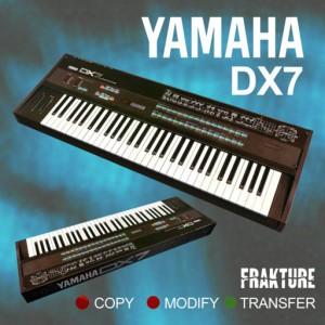 Синтезатор Yamaha DX7