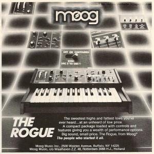 Cинтезатор Moog